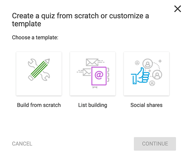 Quiz Template | Thrive Quiz Builder Review 2019 Create Viral Quizzes That