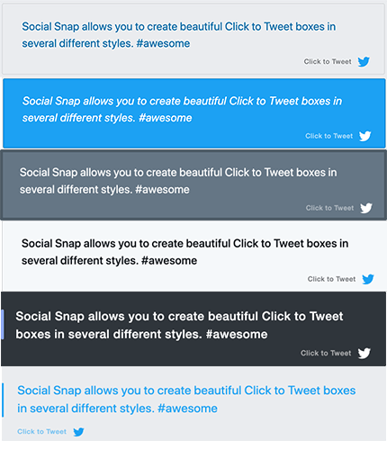 15 Click To Tweet 6 different displays copy