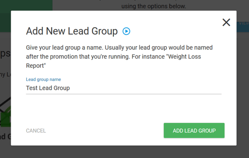Name New Lead Group