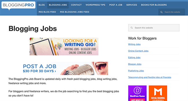 bloggingpro