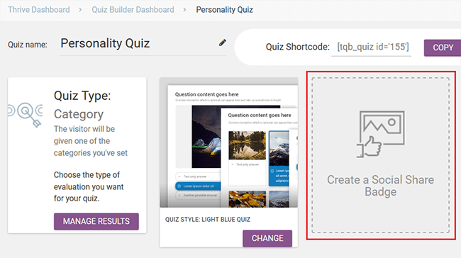 How To Create A Personality Quiz In WordPress Using Thrive