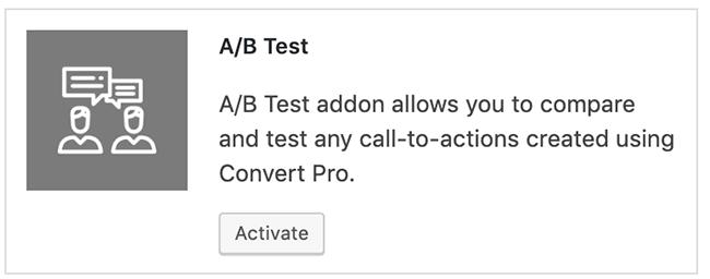 15 AB split testing