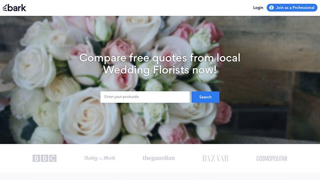 Bark Click-Through Landing Page