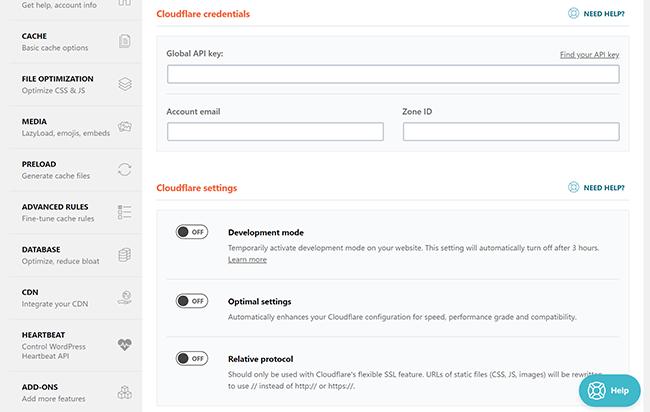 Cloudflare integration