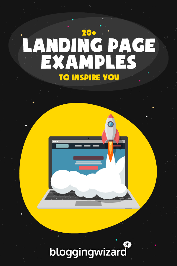 Landing Page Examples To Inspire You