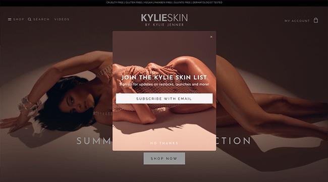 11 - Kylie Skin