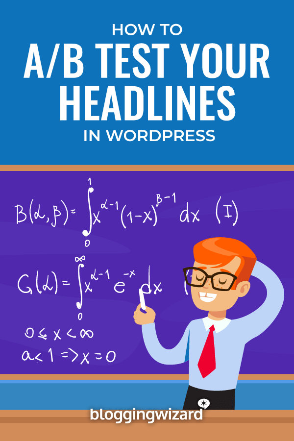 How To AB Test Your Headlines With Thrive Headline Optimizer
