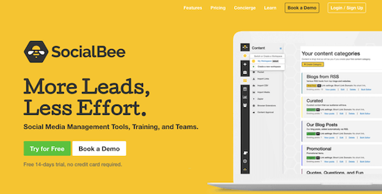 abeille sociale