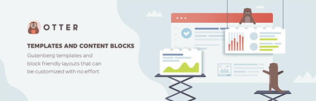 gutenberg blocks and template library