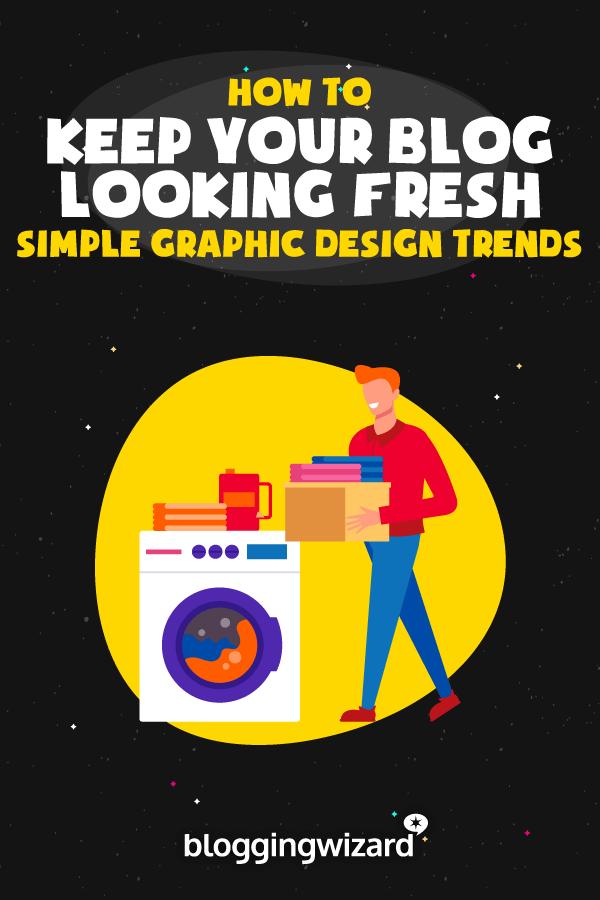 Simple Graphic Design Trends