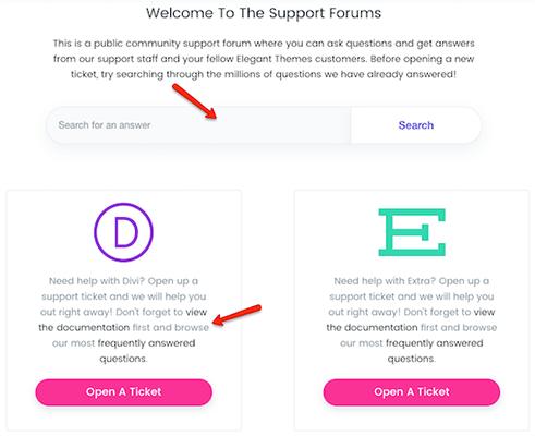 2j Elegant Support Forum