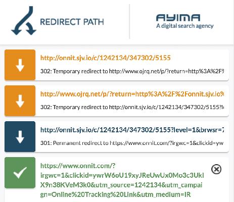 03 Redirect Path