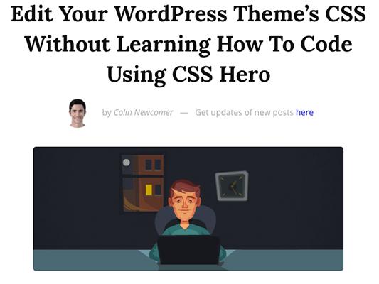 5.1 CSS hero
