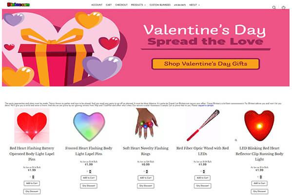 poor web design example