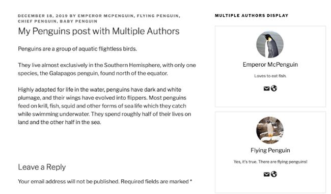 publishpress authors WordPress plugin