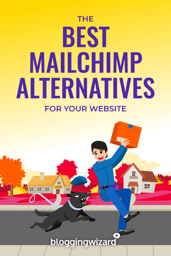 Best MailChimp Alternatives For Your Website