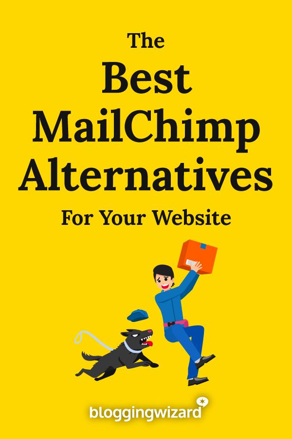 The Best MailChimp Alternatives