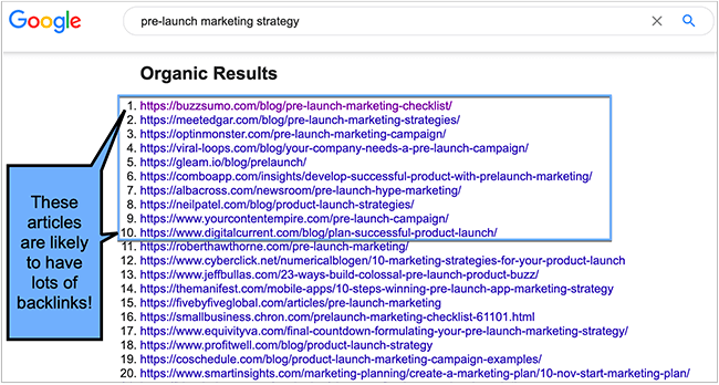 Greasemonkey plugin to identify top ranking articles