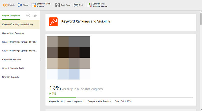 04 Keyword Rankings And Visibility