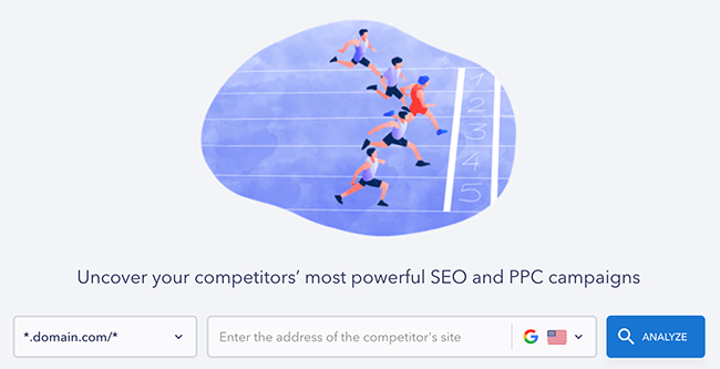 competitive research analyze