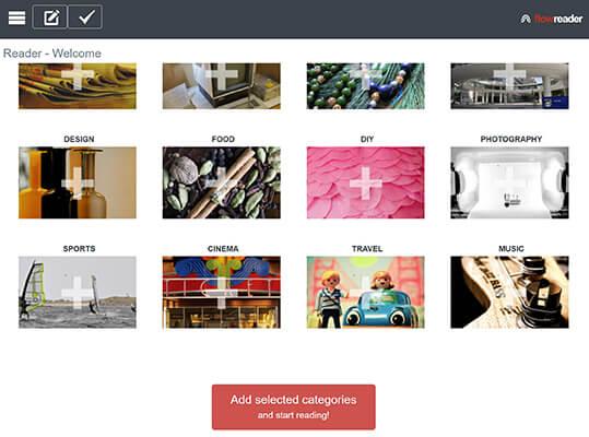 flowreader Homepage