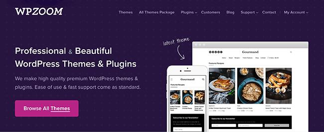 WPZOOM Homepage