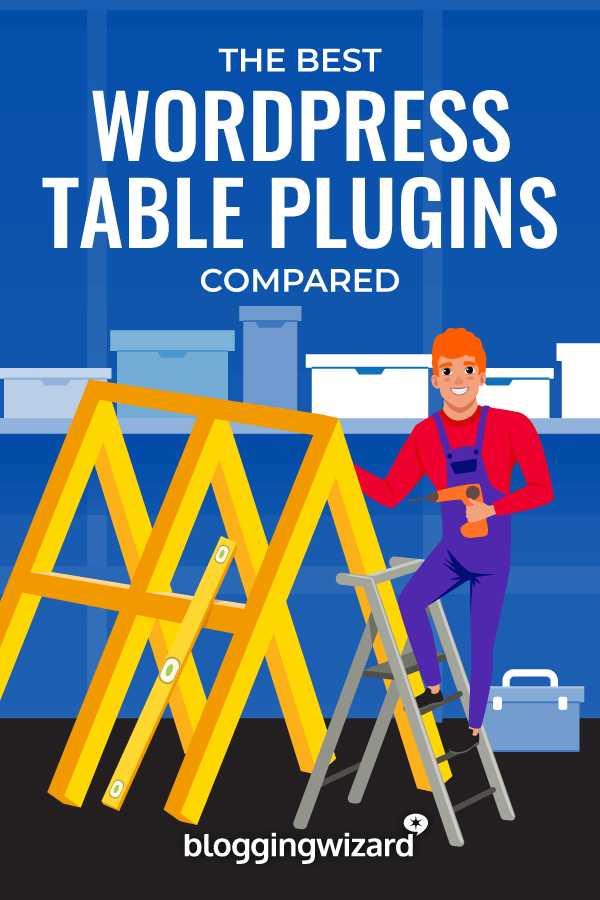 The Best WordPress Table Plugins Compared