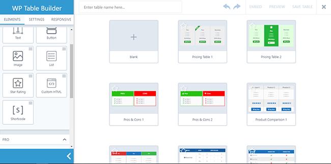 04 Pro version prebuilt templates