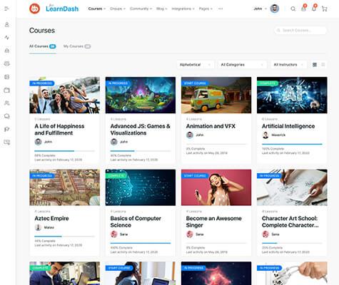 BuddyBoss Dashboard WordPress Theme Demo