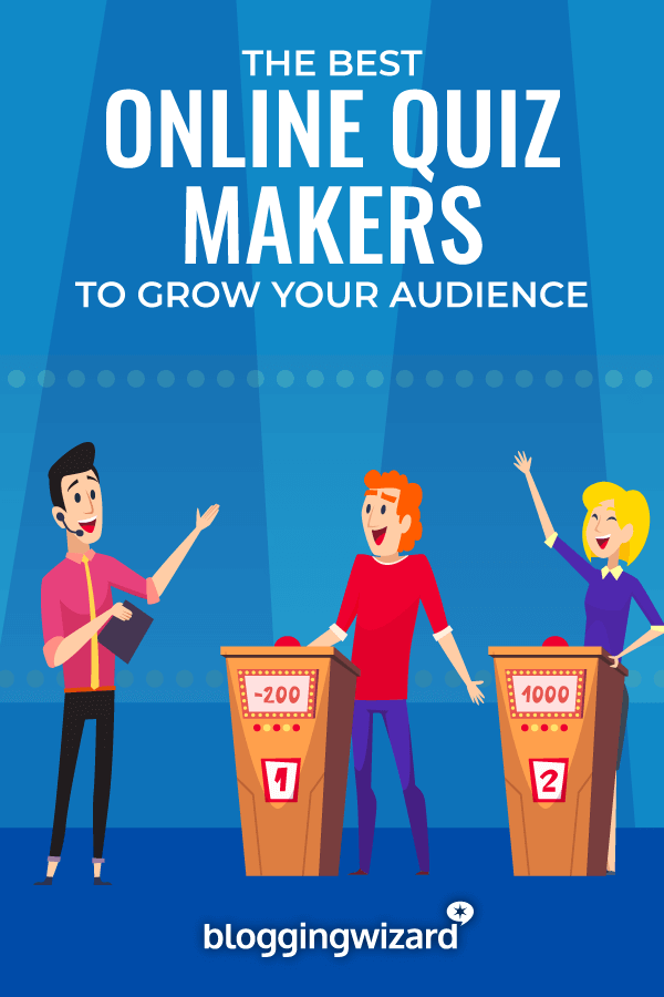 Best Online Quiz Makers To Grow Your Audience