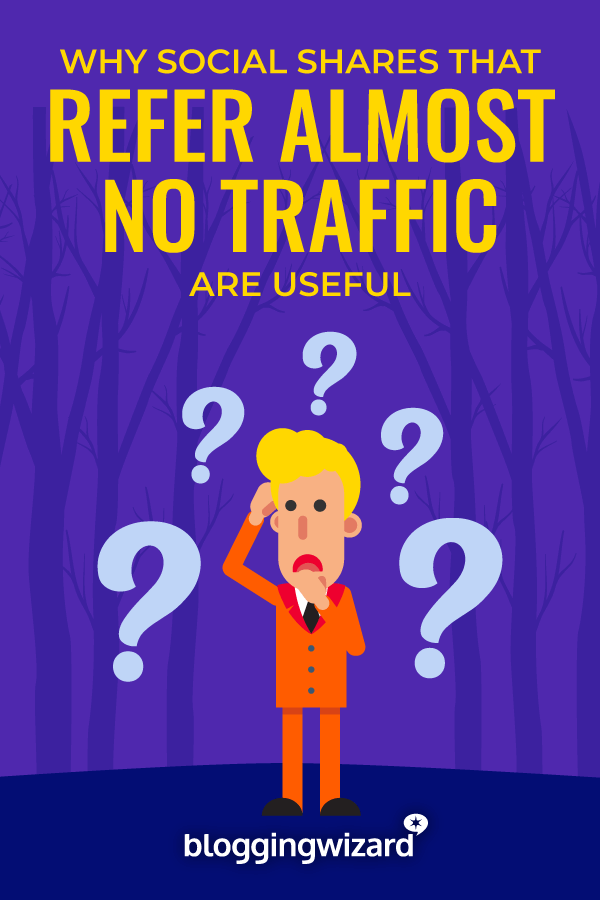 Why Social Shares That Refer Almost No Traffic Are Useful