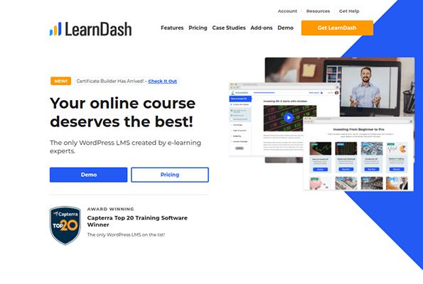 learndash wordpress plugin