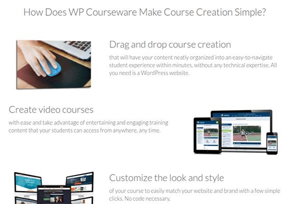 wp courseware wordpress plugin