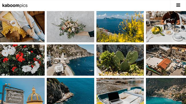 kaboompics Best Stock Photo Sites
