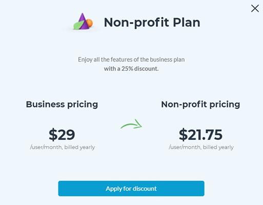 26 Non-profit plan